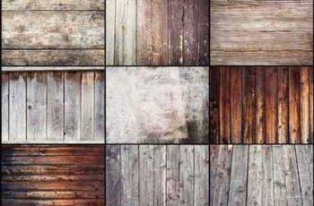 Wooden boards with texture 2 - 25 UHQ JPEG 5