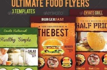Ultimate Food Flyers 3511812 5