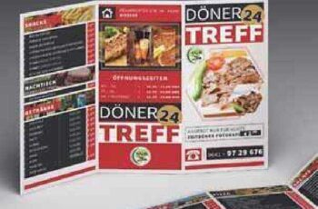 Cafe & Restaurant Trifold Brochure01 151968 4