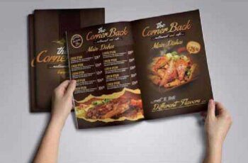 Restaurant & Cafe Menu Pack 03 157946 3