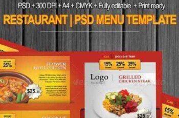 Menu Restaurant 1 5723619 8