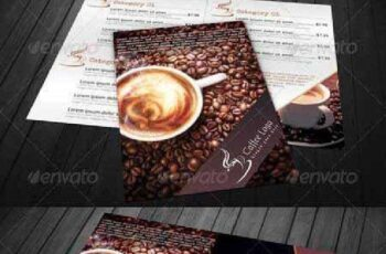 Food Menu Bundle with Business Card 6317919 8