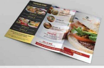 Food Menu Template 249987 5