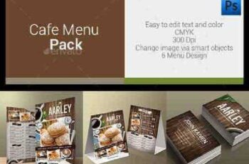 Cafe Menu Pack 12319050 2