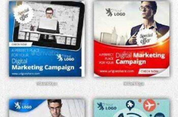 Business Digital Marketing Instagram Templates 11327637