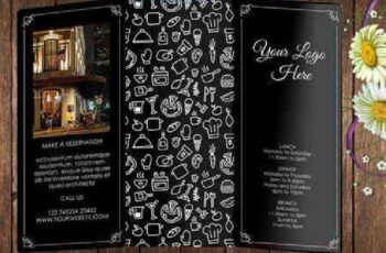 Restaurant Menu Template 596755 6