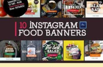 10 Instagram Food Banners 690056 1