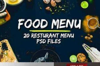 1805073 20 Restaurant Food Menu Bundle 730486 12