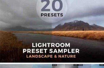 Lightroom Preset Sampler - Landscape 809387 3