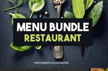 Menu Restaurant Bundle 762693 2