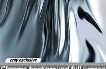 Chrome background full screen - 24 UHQ JPEG 4