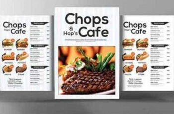 1808211 Cafe Restaurant Menu Template 863186 14