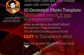 Geometric Photo Manipulation 7