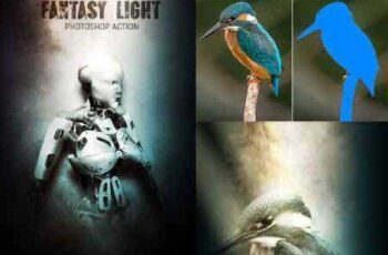 Fantasy Light - Photoshop Action 17681887 4