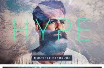 Hype Multiple Exposure FX 921813 2