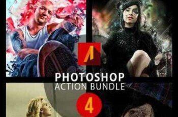 Photoshop Action Bundle 4 16894807 4