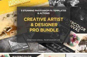 Creative Artist & Designer Bundle 927283 7