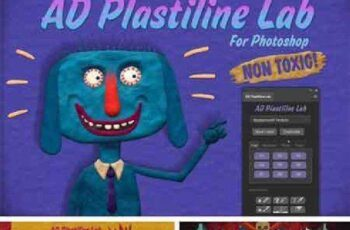 AD Plastiline Lab 979786 8