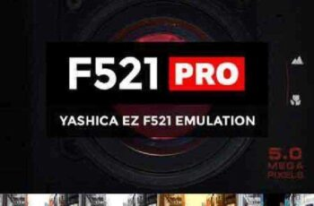 Yashica EZ F521 Emulation [PRO] 992440 15