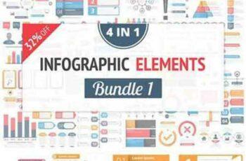 Infographic Elements Bundle 1 963566 9