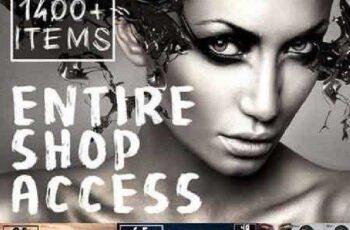 1400+ Entire Shop Access LR & PS 977708 3