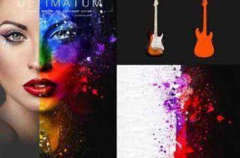 Ultimatum - Digital Art Photoshop Action 17767115 8