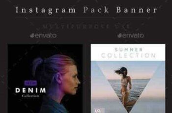 Instagram Banner Pack 17446507 5