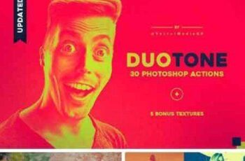 Duotone Photoshop Actions 981635 10