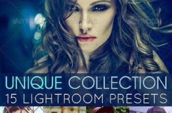 15 Unique Lightroom Presets Vol.4 7264620 16