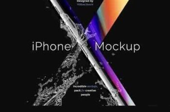 1801122 IPhone X Mockup 1843777 3