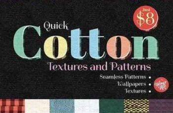 1801125 Quick Cotton Patterns and Textures 1798511 2