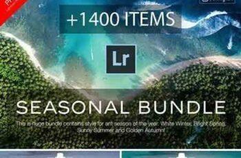 1801146 1400 Seasonal - Lightroom Presets 2138320 5