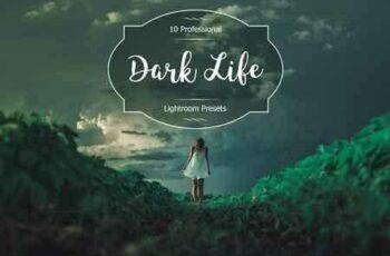 1812168 Dark Life Lr Presets 2940723 2
