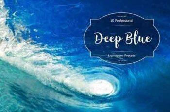 1812170 Deep Blue Lr Presets 2940644 2