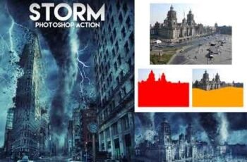 Storm Photoshop Action 17838798 1