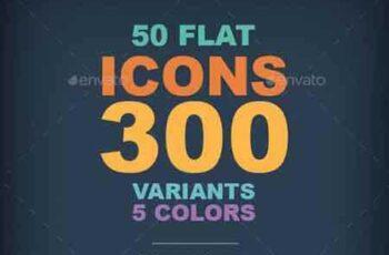 50 Flat Icons 9192548 3