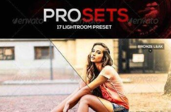 PROSETS Lightroom Presets 4732275 2