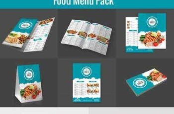 Food Menu Pack 369159 5