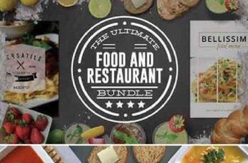 Ultimate Food and Restaurant Bundle 414889 2