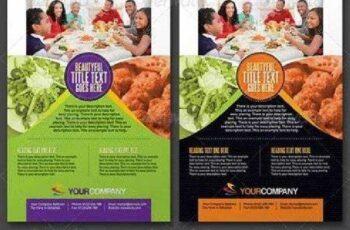 Rest Restaurant Foods Flyers 2652247 4