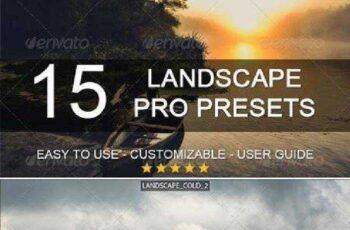 15 Pro Landscape Presets 6353457 10