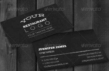 Modern Restaurant Menu Set 6953169 6