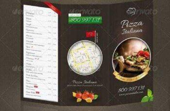 Pizza Restaurant Menu 3607666 5