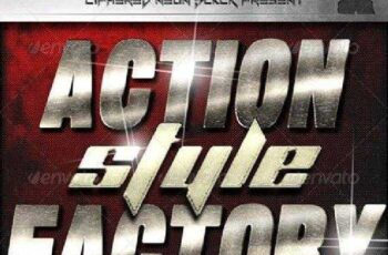 Action Style Factory - Volume 02 7393635 3