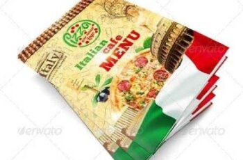 Italian menu template 2502533 5