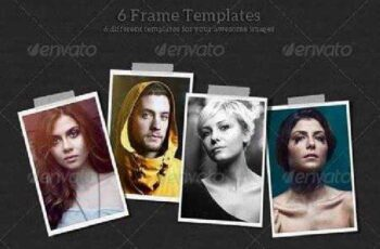 Frame It Photo Templates 5245052 6