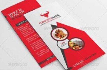 Restaurant Business Tri-Fold 3325066