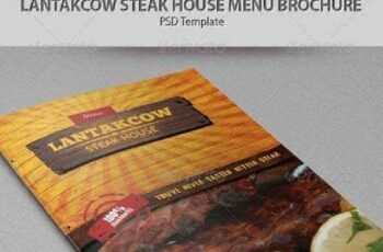 Lantakcow Steak House Menu Brochure 3386596 2