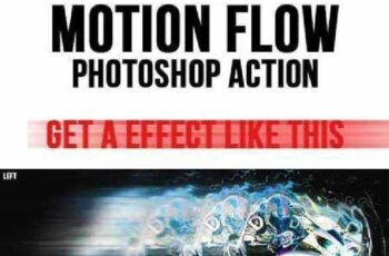 Motionflow Photoshop Action 9300501 2