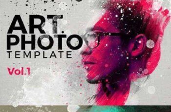 Art Photo Template Mock-up V.1 298506 3